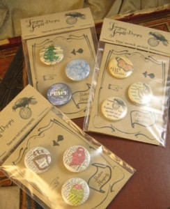 Sample Packaged Button Sets